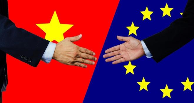 Thu tuong: EVFTA va IPA la 2 cao toc hien dai noi lien Viet Nam - EU hinh anh 1