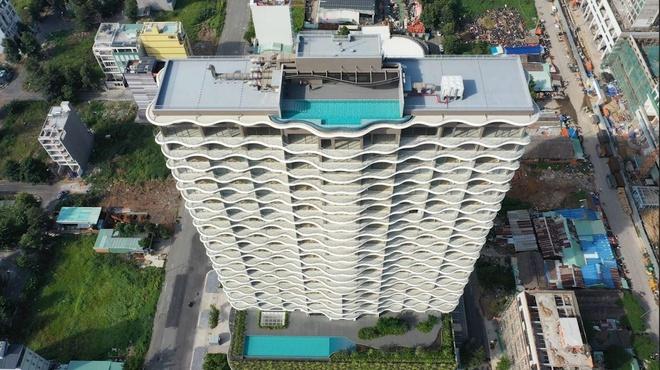 Penthouse kiểu Nhật giá 60 tỷ đồng ven sông Sài Gòn