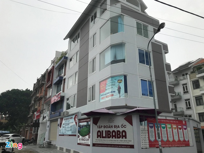 Bo Xay dung noi da lam het trach nhiem trong vu Dia oc Alibaba hinh anh 1