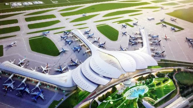 Quoc hoi dang ban ve du an san bay Long Thanh hinh anh 1  Quốc hội đang bàn về dự án sân bay Long Thành sanbay