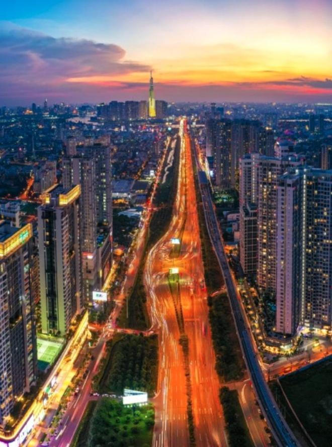 Một Việt Nam phát triển vào năm 2045