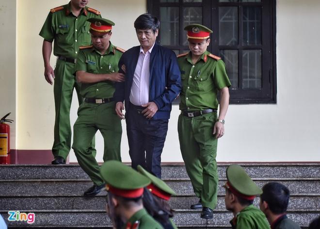 Ong Nguyen Thanh Hoa: '9 thang o trai giam rat met moi' hinh anh 4
