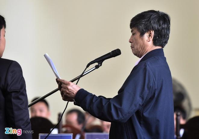 Ong Nguyen Thanh Hoa: '9 thang o trai giam rat met moi' hinh anh 5
