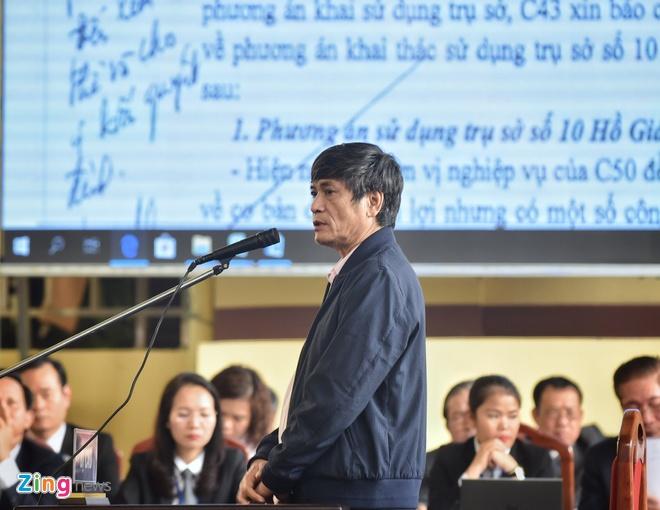 Ong Nguyen Thanh Hoa: '9 thang o trai giam rat met moi' hinh anh 6