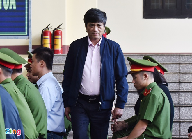 Ong Nguyen Thanh Hoa: '9 thang o trai giam rat met moi' hinh anh 9