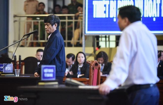 Ong Nguyen Thanh Hoa: '9 thang o trai giam rat met moi' hinh anh 11