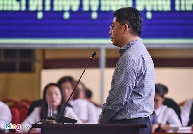Do loi cho nguoi khac, ong Nguyen Thanh Hoa bi de nghi 8 nam tu hinh anh 2