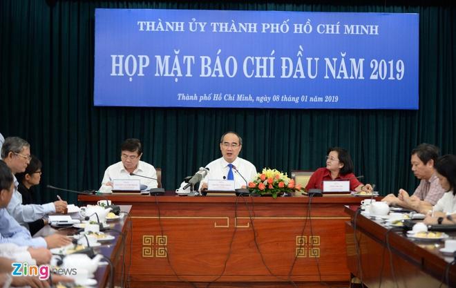 Bi thu Nguyen Thien Nhan: 150 nam nua moi lam duong bang chuan quoc te hinh anh 3