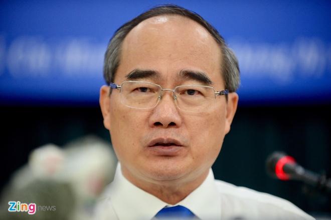 Bi thu Nguyen Thien Nhan: 150 nam nua moi lam duong bang chuan quoc te hinh anh 2