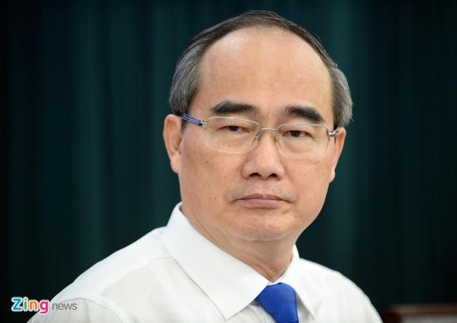 Bi thu Nguyen Thien Nhan: 150 nam nua moi lam duong bang chuan quoc te hinh anh 1