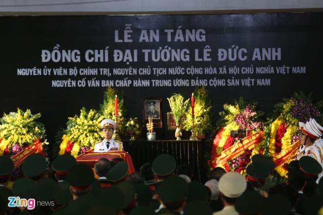 Dai tuong Le Duc Anh da vao long dat me hinh anh 37