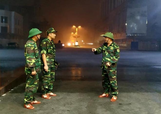 Bao so 3 do bo vao Quang Ninh hinh anh 41