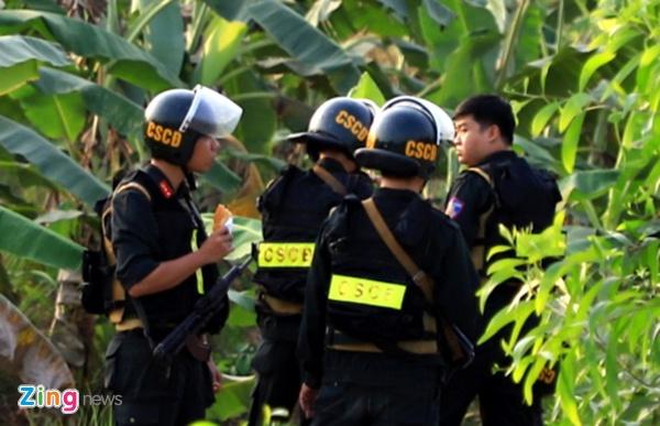 Mo rong truy lung nghi can ban chet 5 nguoi sang Tay Ninh hinh anh 12 CC3105_zing.jpg