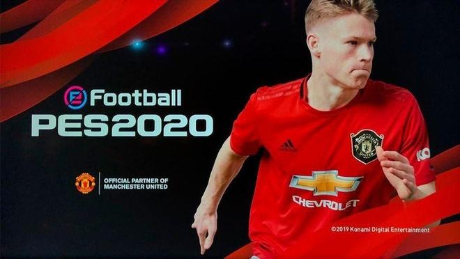 Hợp tác MU, Barca, PES 2020 sẵn sàng đối đầu FIFA 20