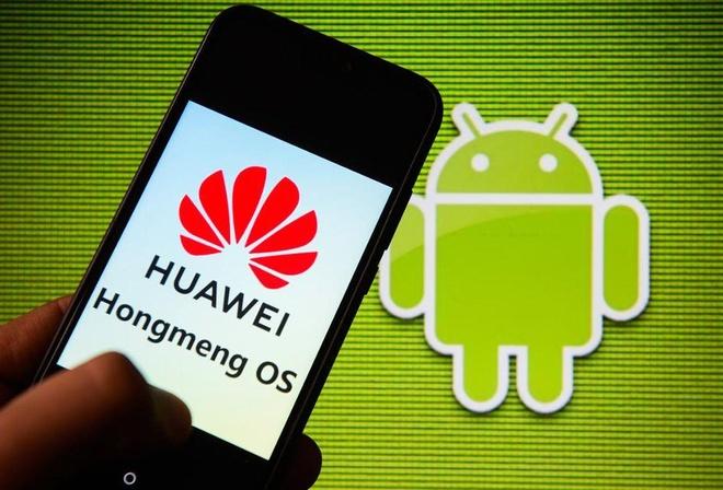 Sep Huawei: 'Khong co he dieu hanh HongMeng thay the Android nao ca' hinh anh 1