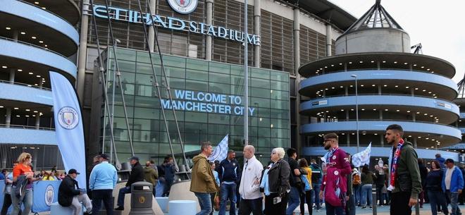 Manchester City bi canh bao vi cong nghe nhan dien o Etihad hinh anh 1