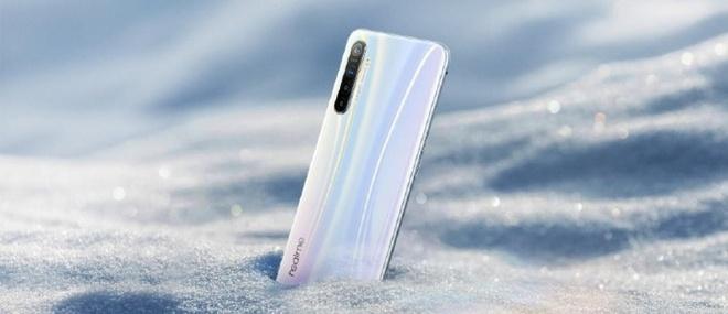 Smartphone dau tien trang bi camera 64 MP sap ra mat hinh anh 1
