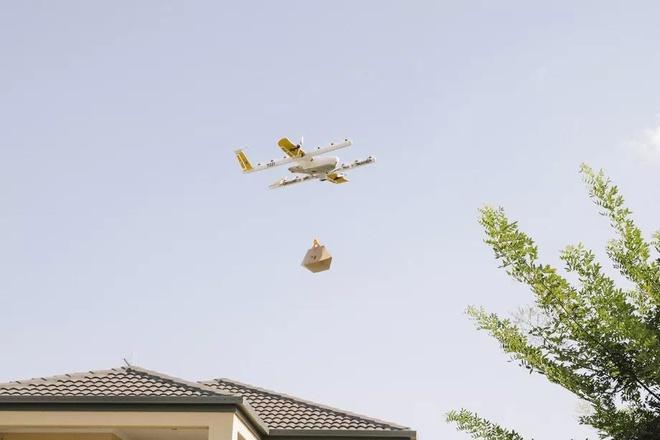 Drone cho hang lon anh 2