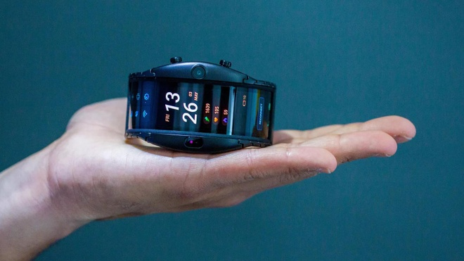 Ngoai Samsung va Huawei, thi truong smartphone man hinh gap con ai? hinh anh 7