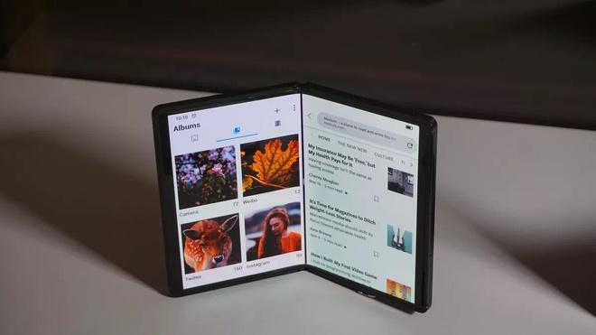 Ngoai Samsung va Huawei, thi truong smartphone man hinh gap con ai? hinh anh 8