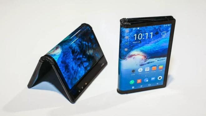 Ngoai Samsung va Huawei, thi truong smartphone man hinh gap con ai? hinh anh 5