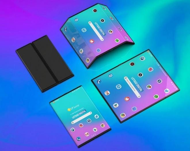Ngoai Samsung va Huawei, thi truong smartphone man hinh gap con ai? hinh anh 6