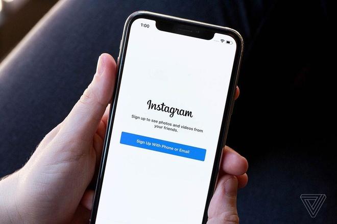 Tai khoan rieng tu van lo anh vi lo hong tren Instagram