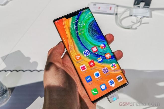 Huawei Mate 30 Pro cai ung dung google anh 1