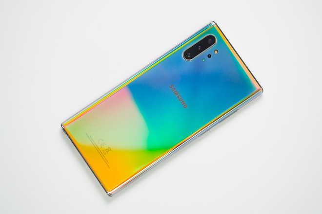 Galaxy Note10 Lite gia re anh 1