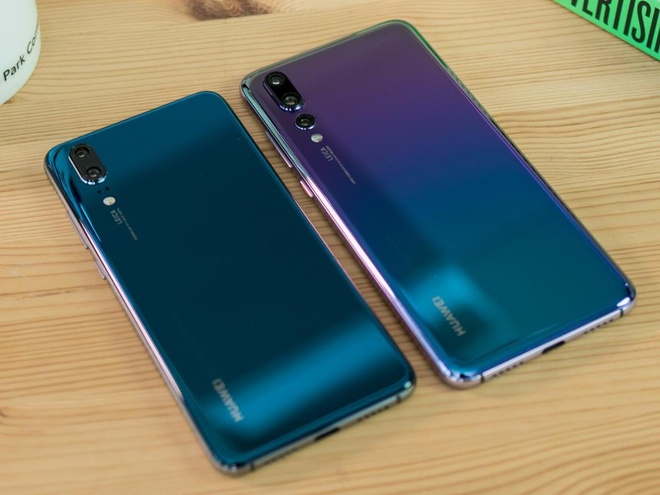 Samsung mat doanh thu tu Huawei anh 1