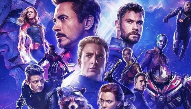 Avengers, Joker va nhung chu de gay to mo nhat Internet nam 2019 hinh anh 9 avengers_endgame.jpg