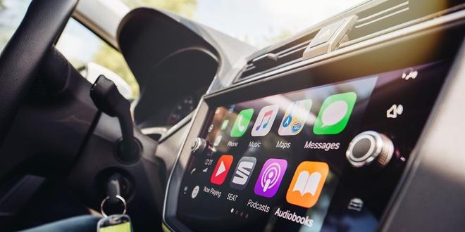 Dung iPhone lam chia khoa xe hinh anh 1 annual_CarPlay_subscription.jpg