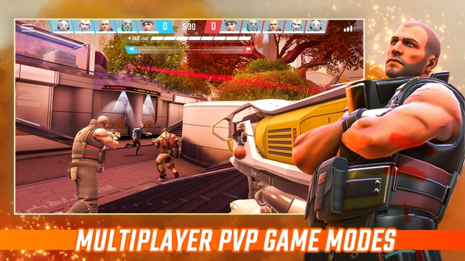 """Overwatch"" phien ban mobile ra mat anh 2"