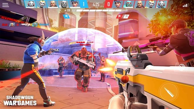 """Overwatch"" phien ban mobile ra mat anh 3"