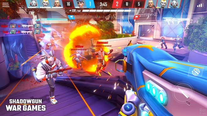 """Overwatch"" phien ban mobile ra mat anh 9"