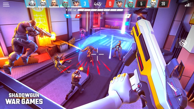 """Overwatch"" phien ban mobile ra mat anh 10"