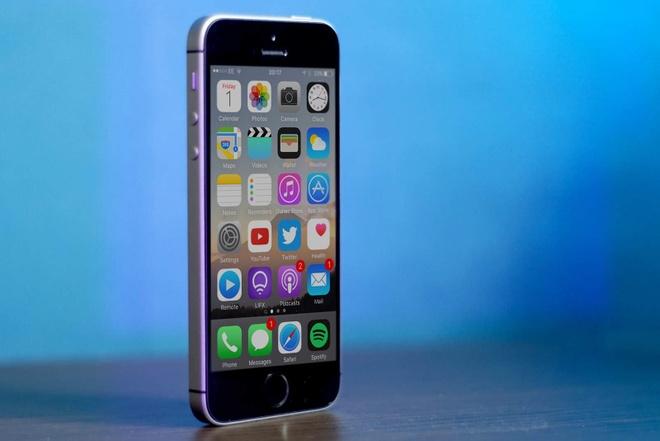iPhone 9 gia duoi 10 trieu co the ra mat sau vai ngay nua hinh anh 2 iPhone_SE.jpg