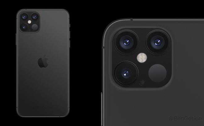 iPhone 12 se co phien ban man hinh lon nhat anh 1