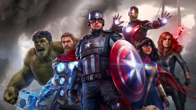 Game siêu anh hùng Marvel gây sốt toàn cầu - Game