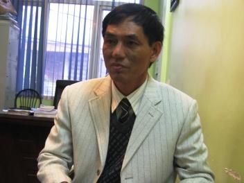 Luật sư Phạm Huỳnh đã được mời tham gia bào chữa cho các cầu thủ.