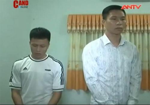 8 an phat nang nhat tai V.League 2014 hinh anh 4 Trần Mạnh Dũng và Nguyễn Mạnh Dũng là những đối tượng chủ mưu trong vụ án dàn xếp tỷ số của Ninh Bình.