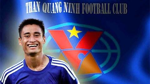 Nhac truong Vu Minh Tuan cua Quang Ninh tinh chuyen ra di hinh anh 3 Minh Tuấn là linh hồn trong lối chơi của Quảng Ninh.