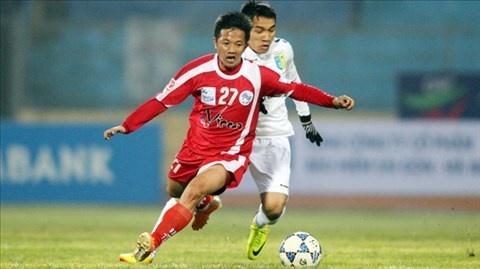 Top 5 cau thu lun nhat tai V.League 2014 hinh anh 4 Hồ Văn Thuận