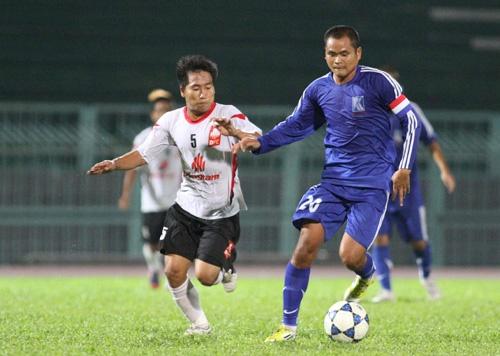 Top 5 cau thu lun nhat tai V.League 2014 hinh anh 3 Trần Bảo Anh