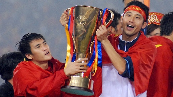 DT Viet Nam vo dich AFF Cup 2008 ngay ay, bay gio hinh anh