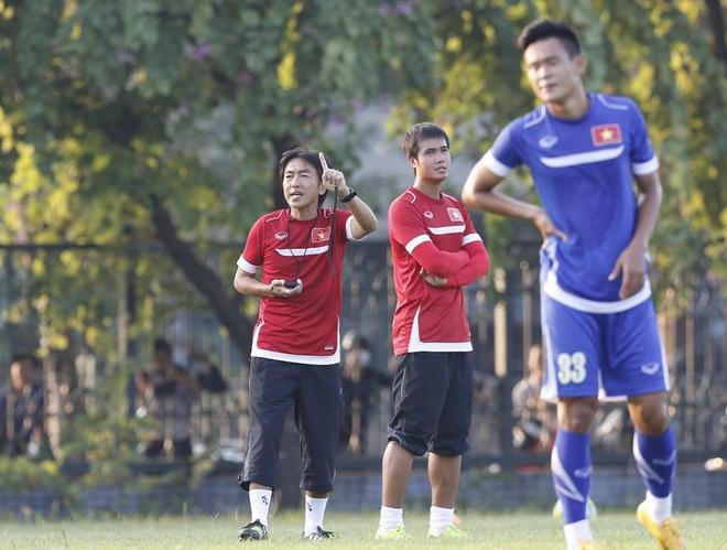 Tính kỷ luật, sự nghiêm túc và chính xác là những yêu cầu được HLV đặc biệt đề cao ở đội tuyển Việt Nam.