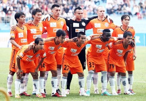 5 ung vien vo dich tai V.League 2015 hinh anh 3 Đà Nẵng luôn là ứng viên tiềm tàng. Ảnh: Báo Đà Nẵng