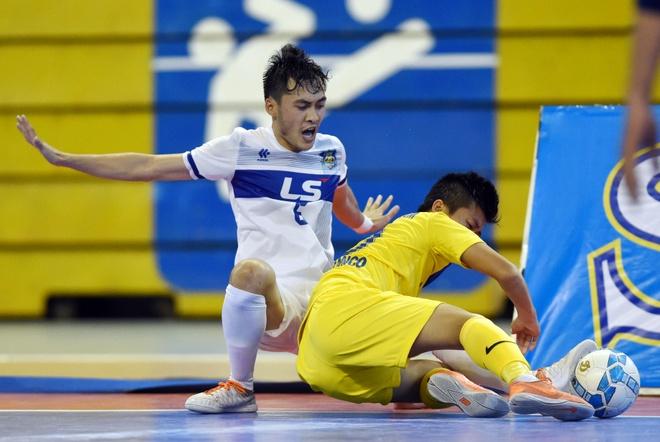 2 CLB Futsal bi tru diem vi thi dau tieu cuc hinh anh 1