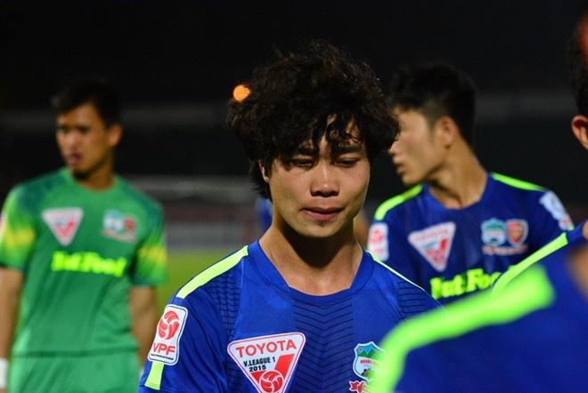 Cong Phuong - nguoi hung cua U23 Viet Nam va bat luc o HAGL hinh anh