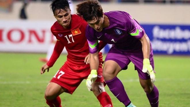 Cau thu U23 VN phu nhan HLV Miura chi dao da ran hinh anh
